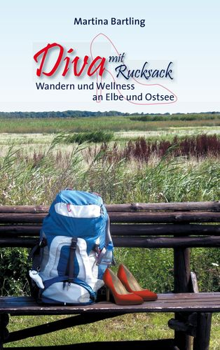 Diva mit Rucksack