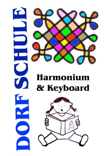 Dorfschule Harmonium & Keyboard