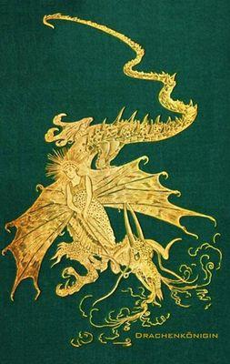 Drachenkönigin (Notizbuch)