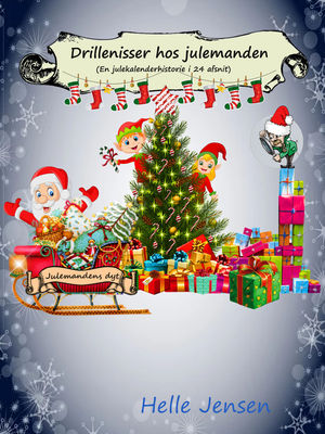 Drillenisser hos julemanden
