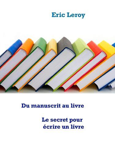 Du manuscrit au livre