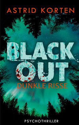Dunkle Risse