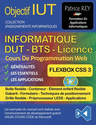 DUT Informatique - Flexbox (Tome 12)