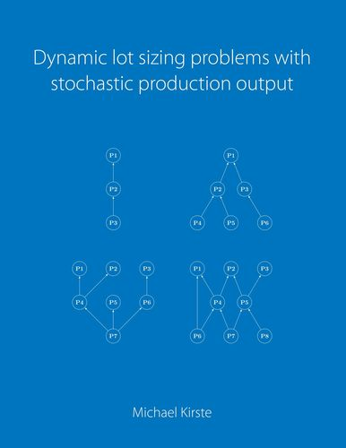 Dynamic lot sizing problems with stochastic production output