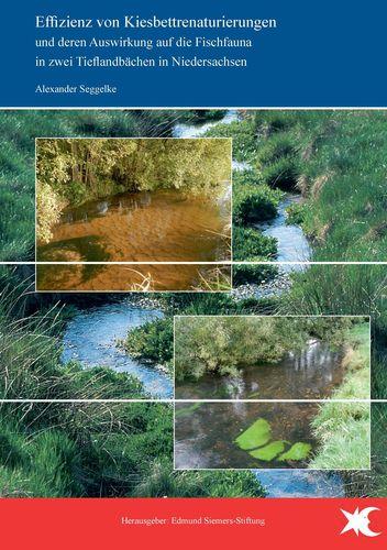 Effizienz von Kiesbettrenaturierungen und deren Auswirkung auf die Fischfauna in zwei Tieflandbächen in Niedersachsen