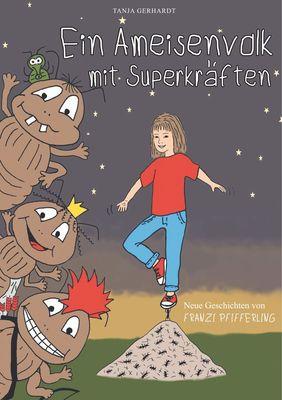 Ein Ameisenvolk mit Superkräften