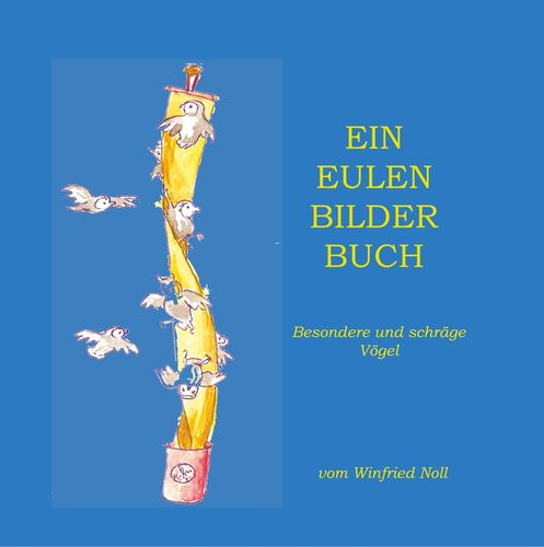 Ein Eulen-Bilder-Buch