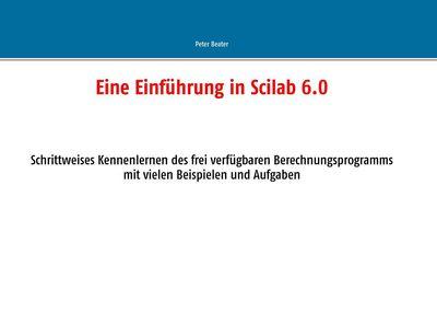 Eine Einführung in Scilab 6.0
