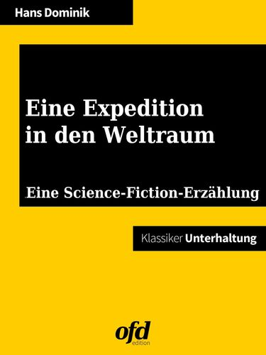 Eine Expedition in den Weltraum