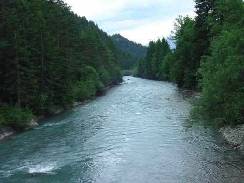 Eine Fahrradtour ins Lechquellengebiet von Tirol und Vorarlberg mit geologisch - mineralogischen Impressionen.