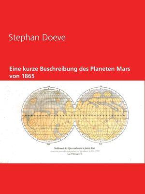 Eine kurze Beschreibung des Planeten Mars von 1865