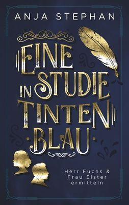 Eine Studie in Tintenblau