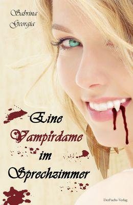 Eine Vampirdame im Sprechzimmer