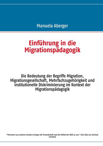 Einführung in die Migrationspädagogik