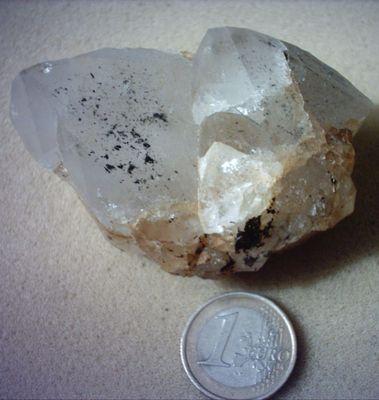 Einige ausgesuchte Mineralien, Gesteine und Fossilien aus Griechenland