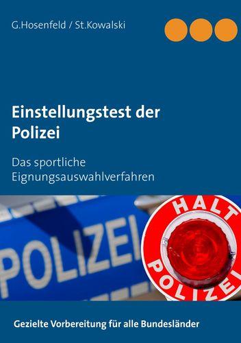 Einstellungstest der Polizei