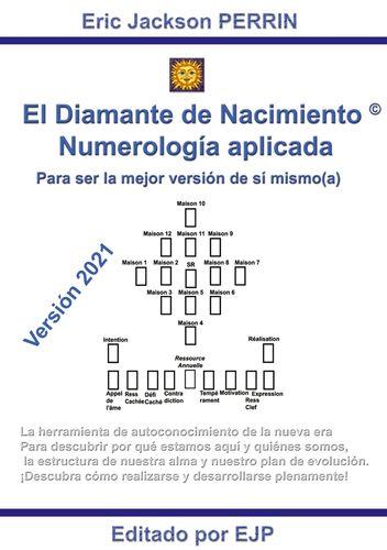 El diamante de nacimiento - numerologia karmica