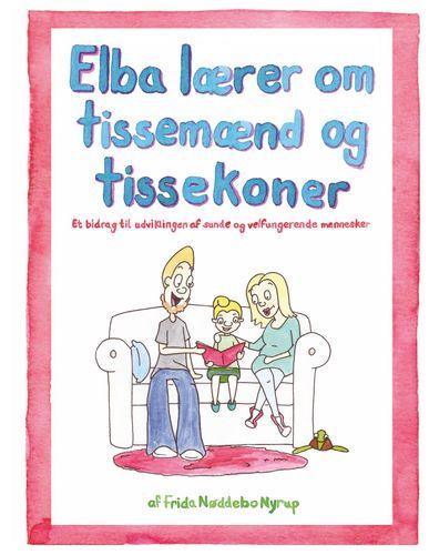 Elba lærer om tissemænd og tissekoner