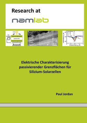 Elektrische Charakterisierung passivierender Grenzflächen für Silizium-Solarzellen