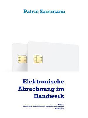 Elektronische Abrechnung im Handwerk