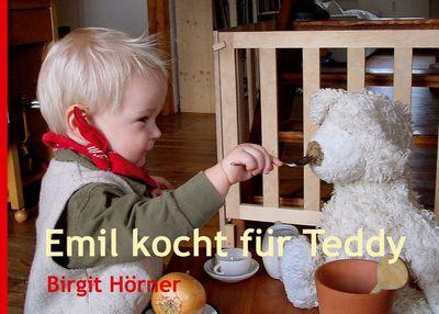 Emil kocht für Teddy