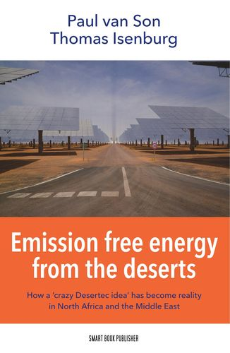 Emission free energy from the deserts