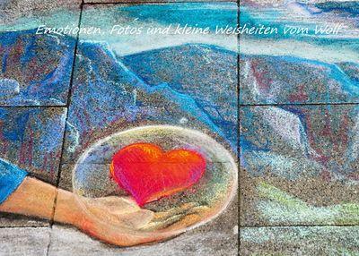 Emotionen, Fotos und kleine Weisheiten vom Wolf