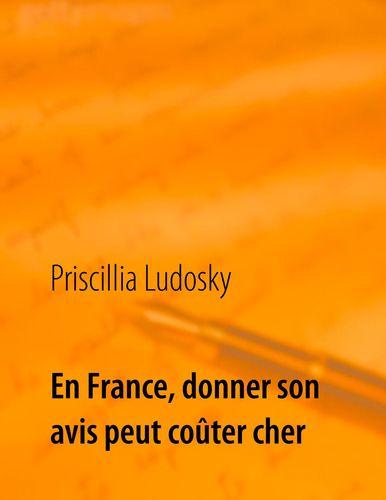 En France, donner son avis peut coûter cher
