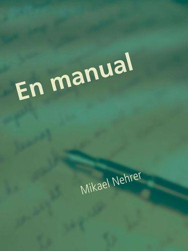 En manual