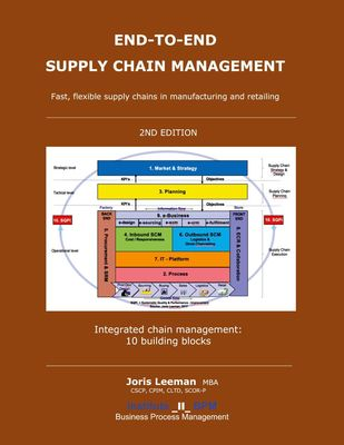 End-to-End Supply Chain Management  - 2nd edition -