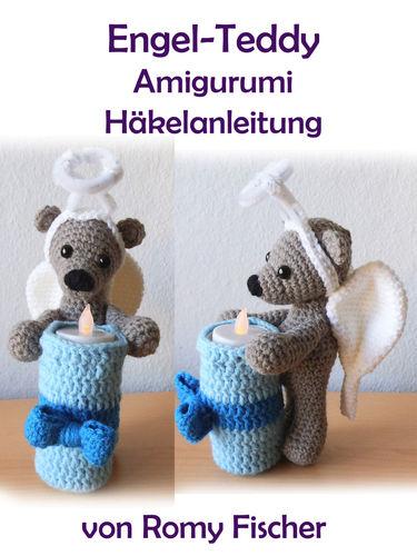Engel-Teddy Teelicht