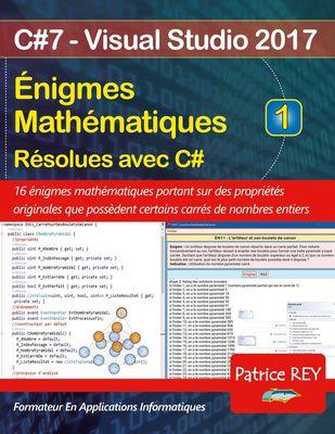 Enigmes mathematiques resolues avec C#
