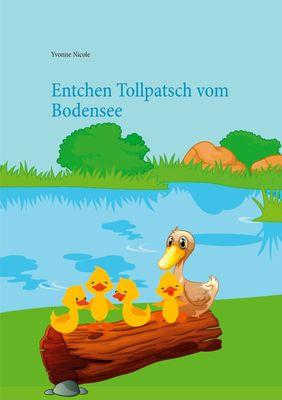 Entchen Tollpatsch vom Bodensee