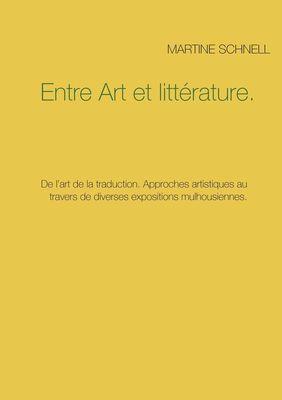 Entre Art et littérature.