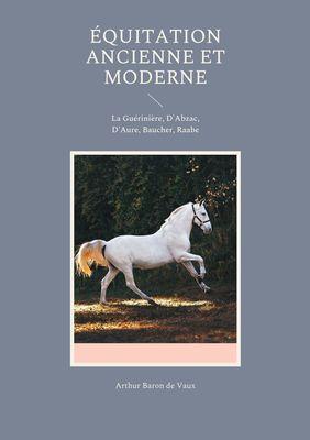 Équitation ancienne et moderne