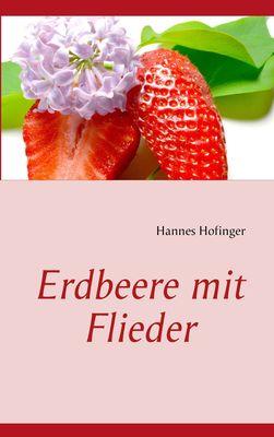 Erdbeere mit Flieder