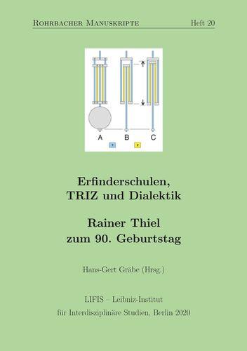 Erfinderschulen, TRIZ und Dialektik