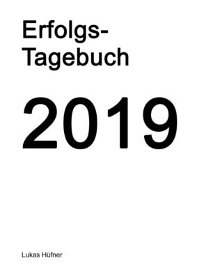 Erfolgstagebuch 2019