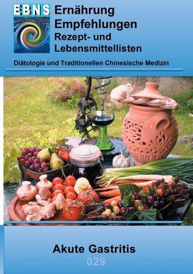 Ernährung bei Akute Gastritis