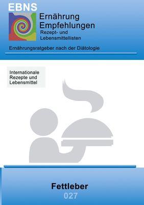 Ernährung bei Fettleber