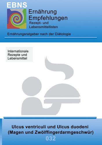 Ernährung bei Magen- oder Zwölffingerdarmgeschwüren