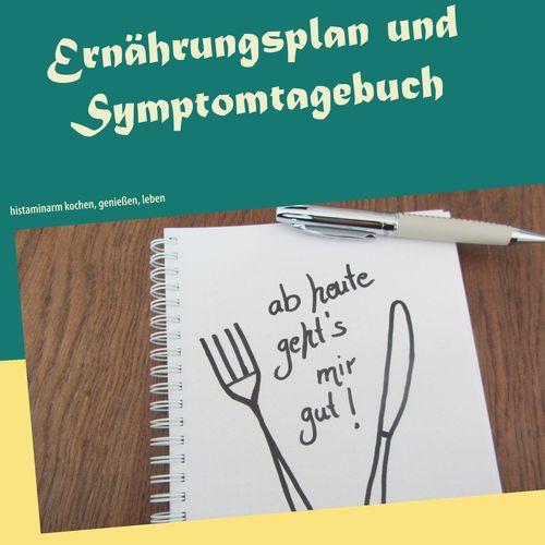 Ernährungsplan und Symptomtagebuch