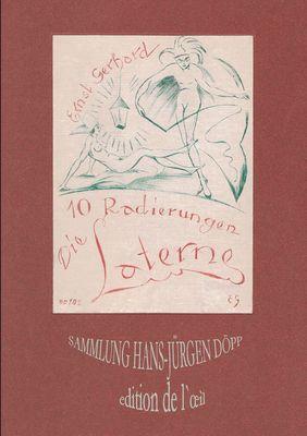 Ernst Gerhard, Die Laterne