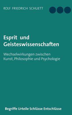 Esprit und Geisteswissenschaften