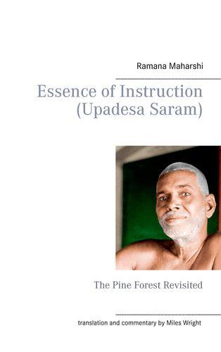 Essence of Instruction (Upadesa Saram)