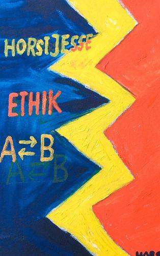 Ethik als Relation von A zu B und von B zu A