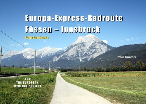 Europa-Express-Radroute Füssen - Innsbruck