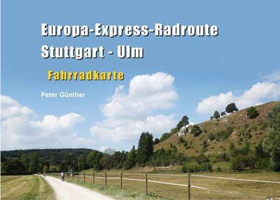 Europa-Express-Radroute Stuttgart - Ulm