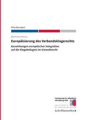 Europäisierung des Verbandsklagerechts
