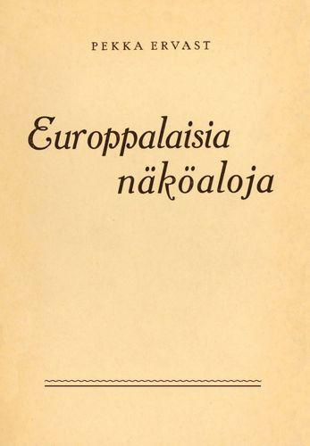 Europpalaisia näköaloja